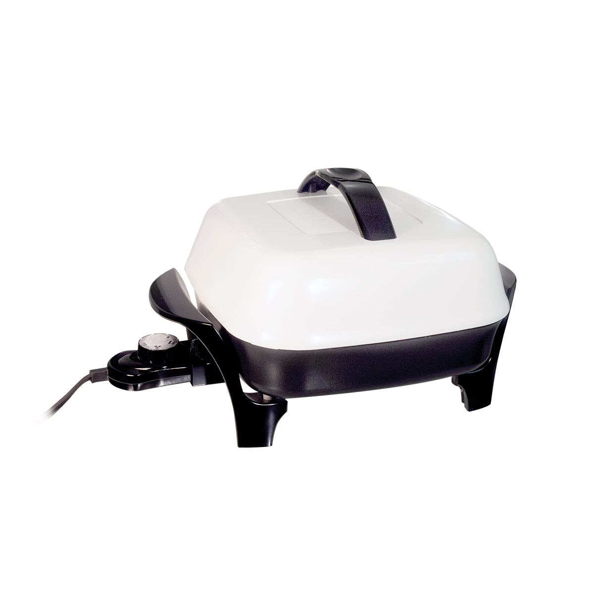 Electric Fry Pan with Tactile Dial - 11 inches