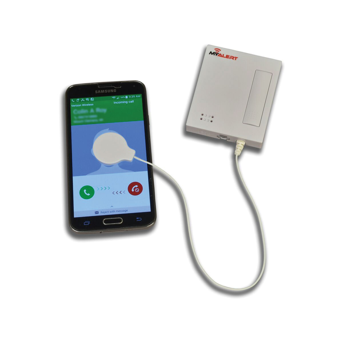 MyAlert Wireless SmartPhone Transmitter
