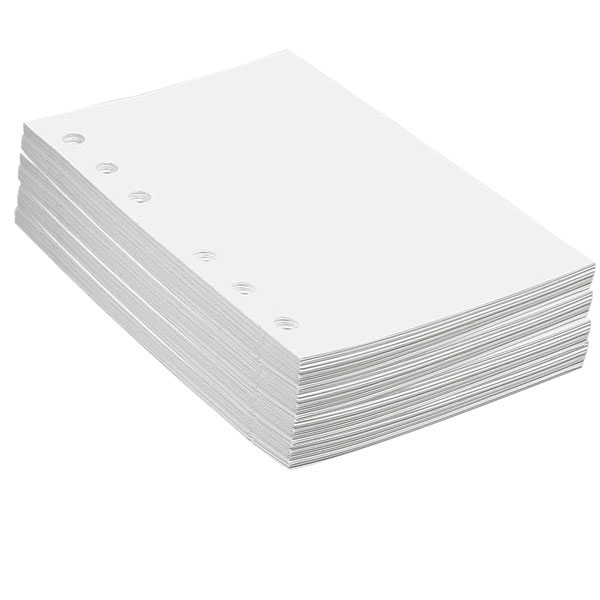 Filler Paper for Braille Pocket Notebook