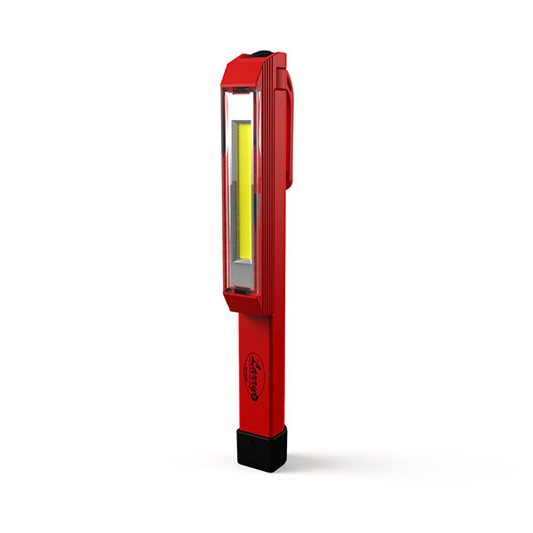 The Larry C - LED Pocket Work Light - Red