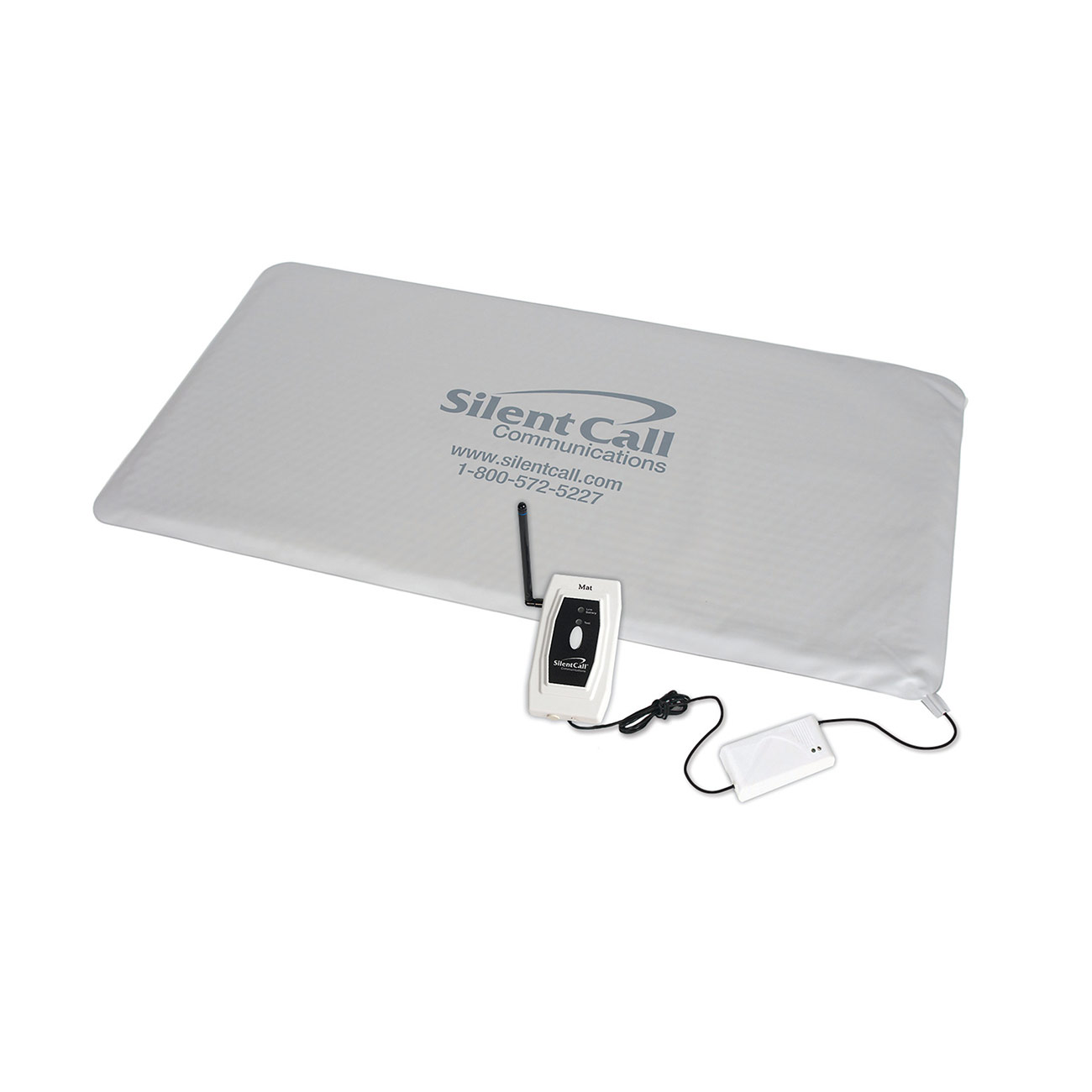 Silent Call Medallion Series Bed Mat with Transmitter