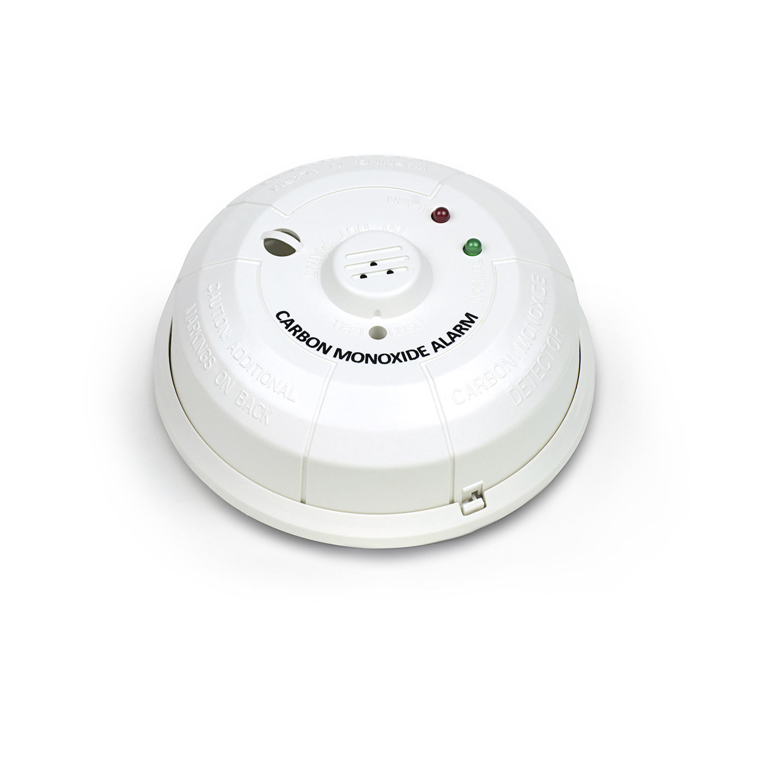 Medallion Series Wireless Carbon Monoxide Detector with Transmitter