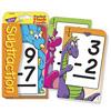 Low Vision Subtraction Pocket Flash Cards