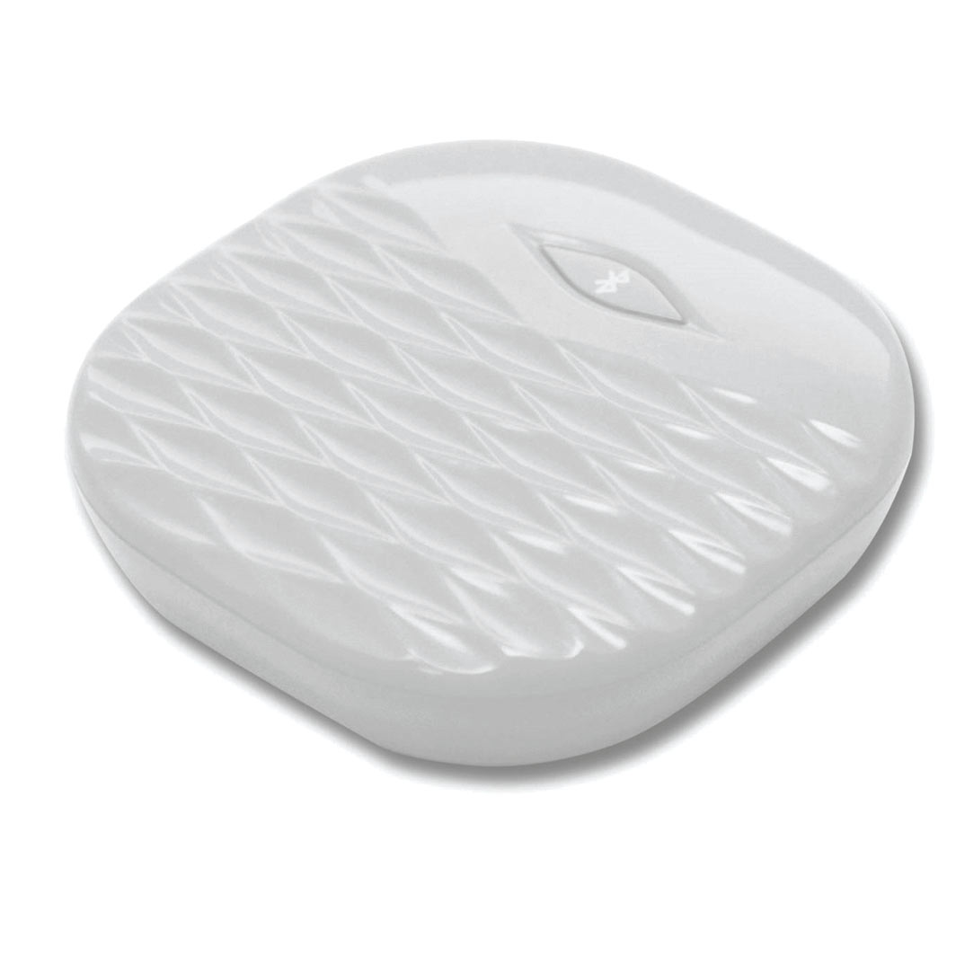 TCL Pulse BlueTooth Vibrating and Sound Alarm- White