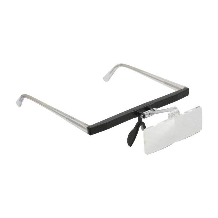 Magni-Specs - Hands-Free Magnifier - 3.50x +10D