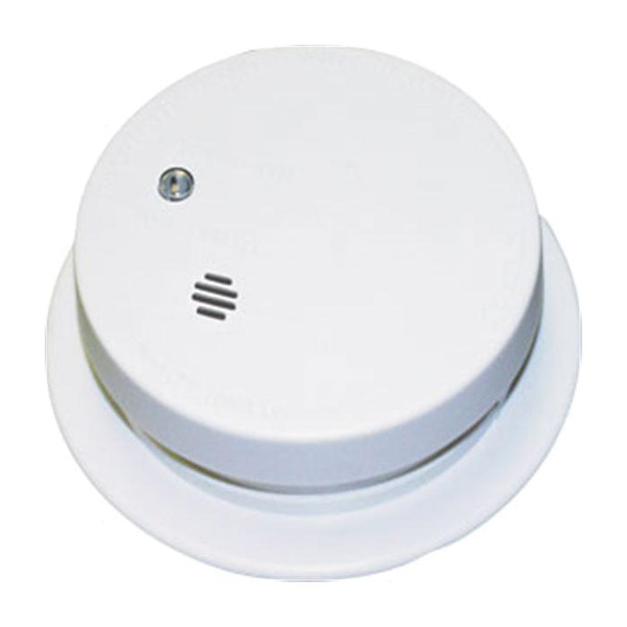 Kidde Fire Sentry DC Smoke Alarm w Plate, 4 inch (Ionization)