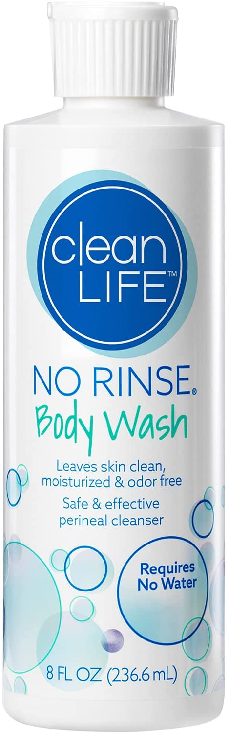 No-Rinse Moisturing Body Wash