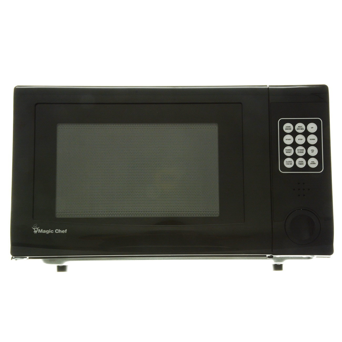 Talking Microwave Oven - Black
