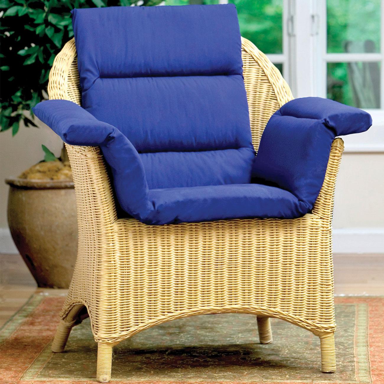 Total Chair Cushion - Blue