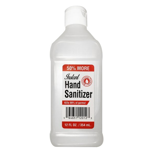 Instant Hand Sanitizer 12 oz. Flip Top