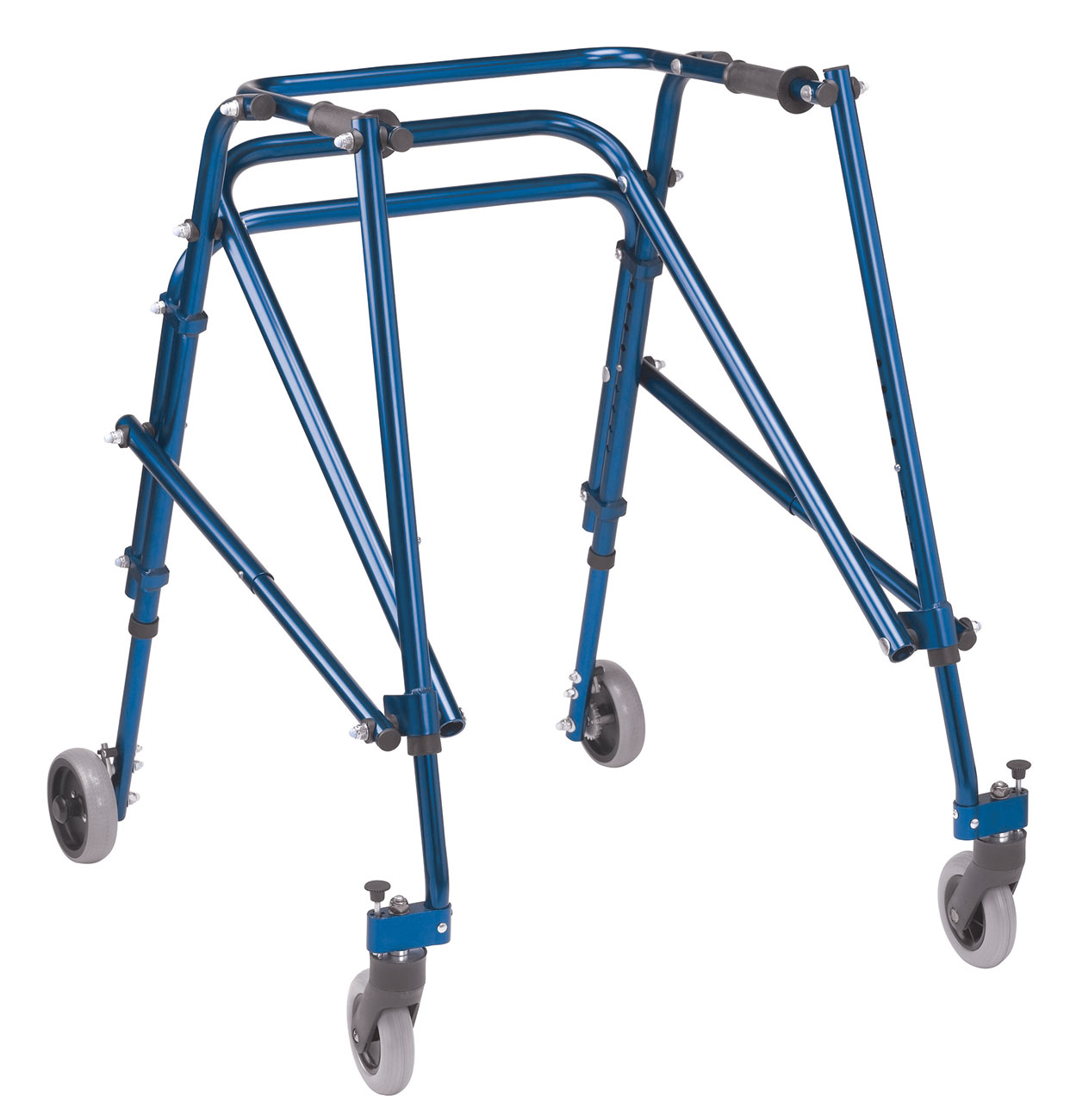 Drive Nimbo Posterior Walker - Large - Blue