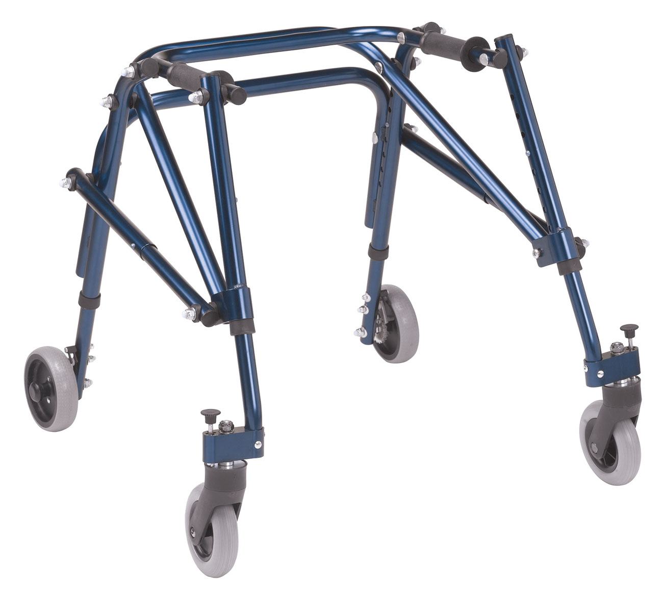 Drive Nimbo Posterior Walker- Small- Blue