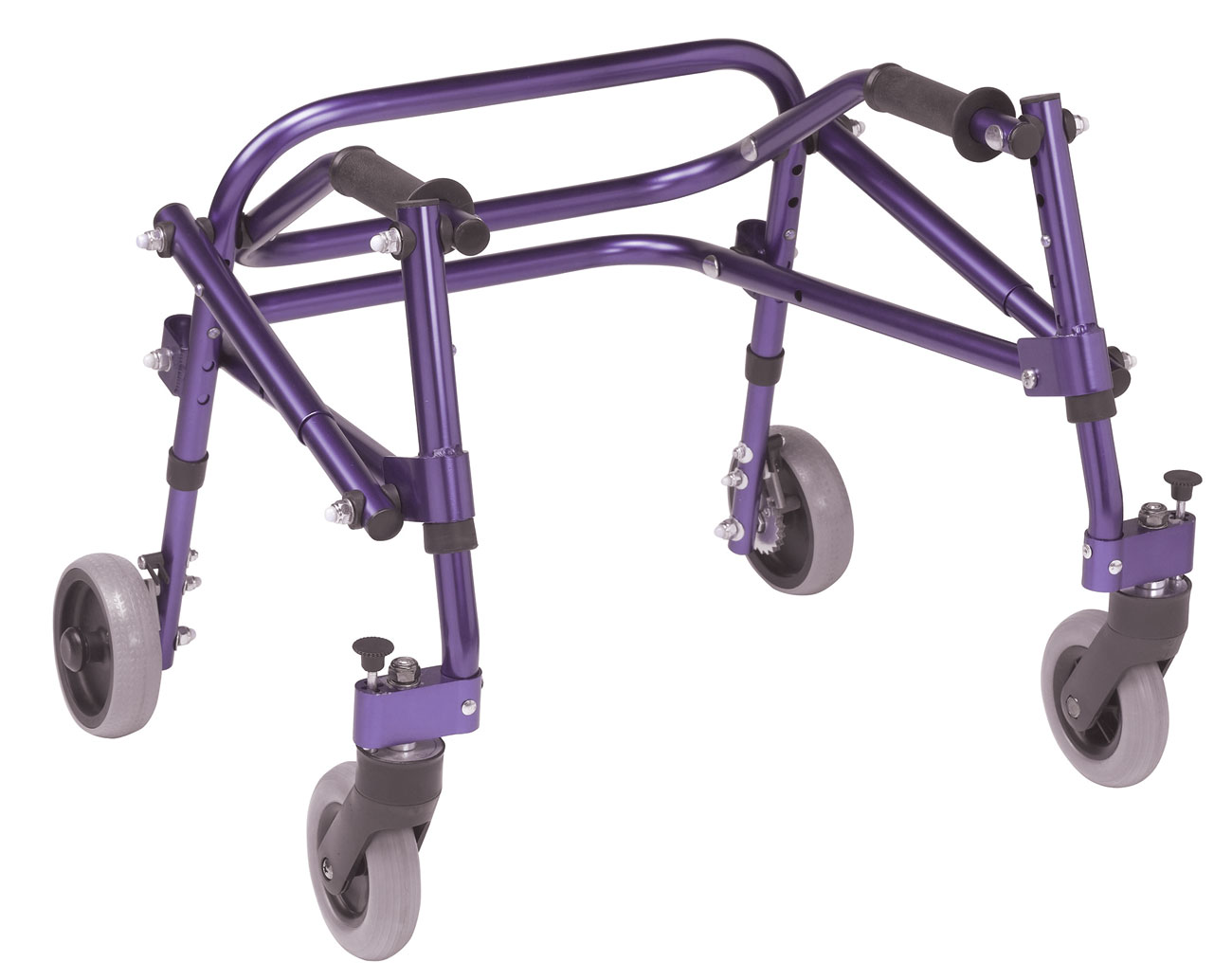 Drive Nimbo Posterior Walker - Extra Small - Purple