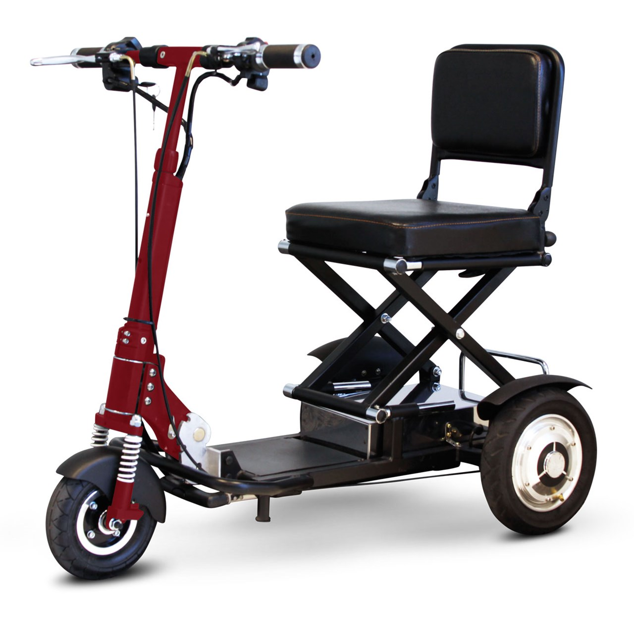 EWheels Speedy EW-01 Folding Travel Scooter - Airline-Approved Battery