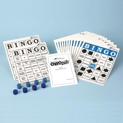 Reminiscence Bingo
