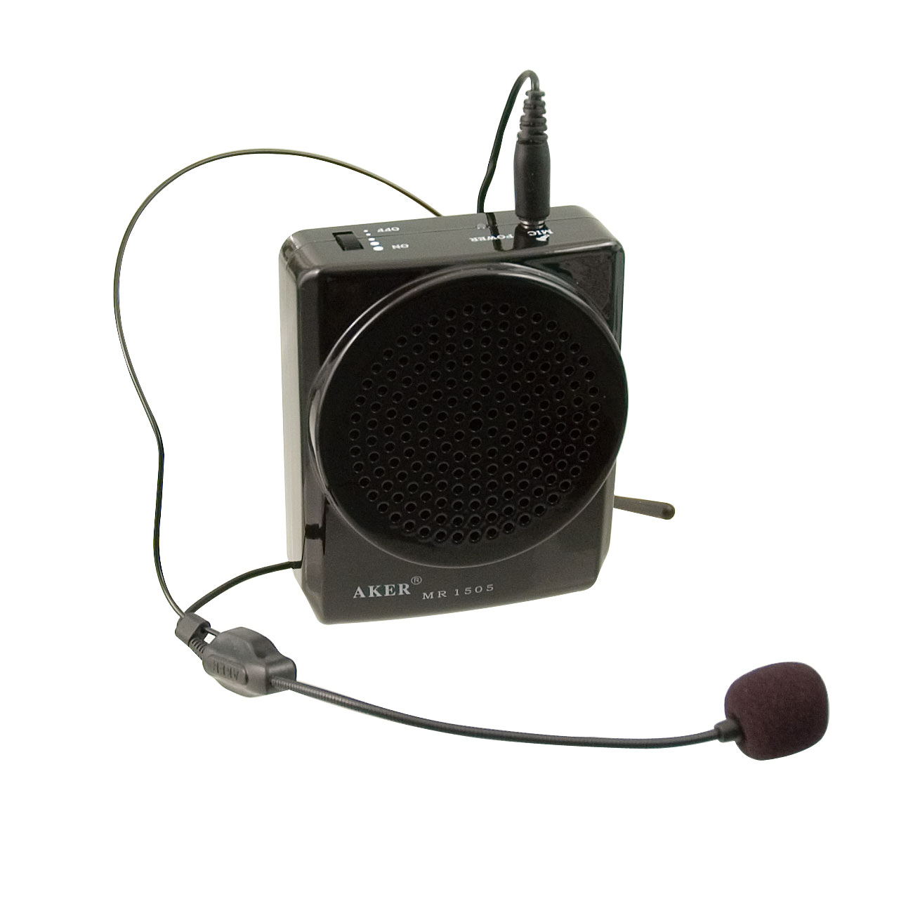 VoiceBooster 12 Watt Portable Voice Amplifier MR1505