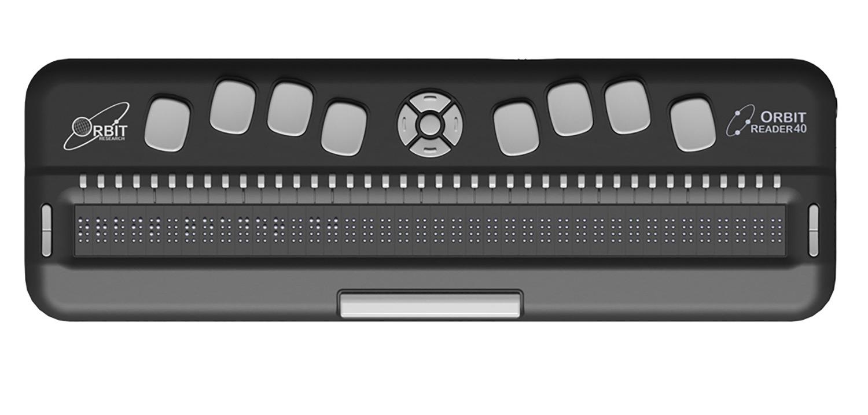 Orbit Reader 40 Braille Display Book Reader