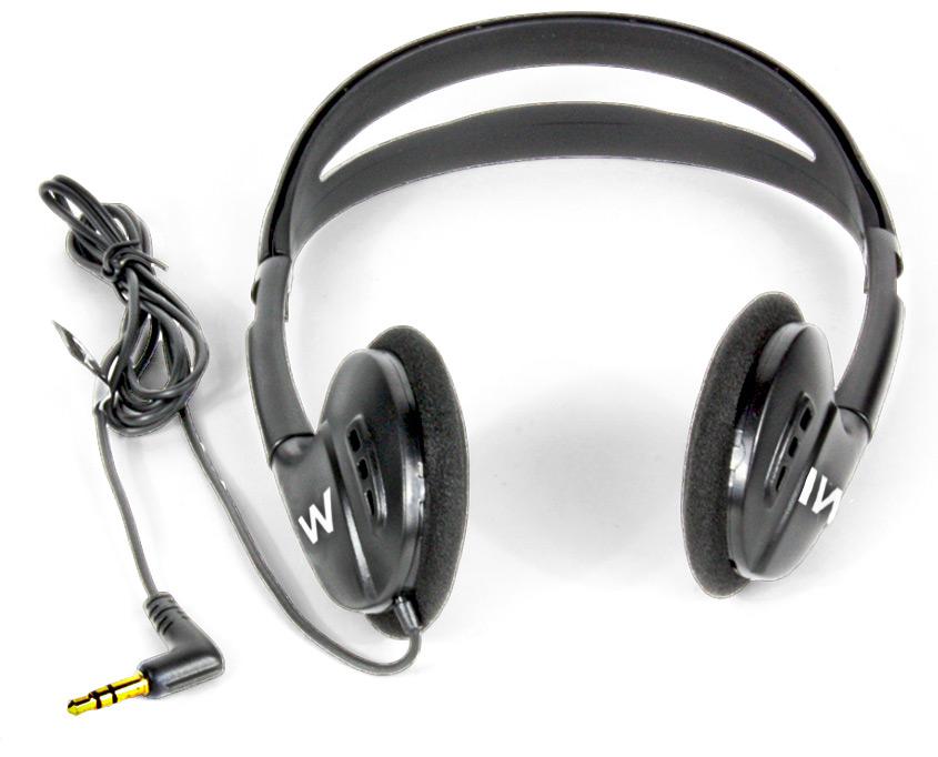 Folding Headphones (Stereo)