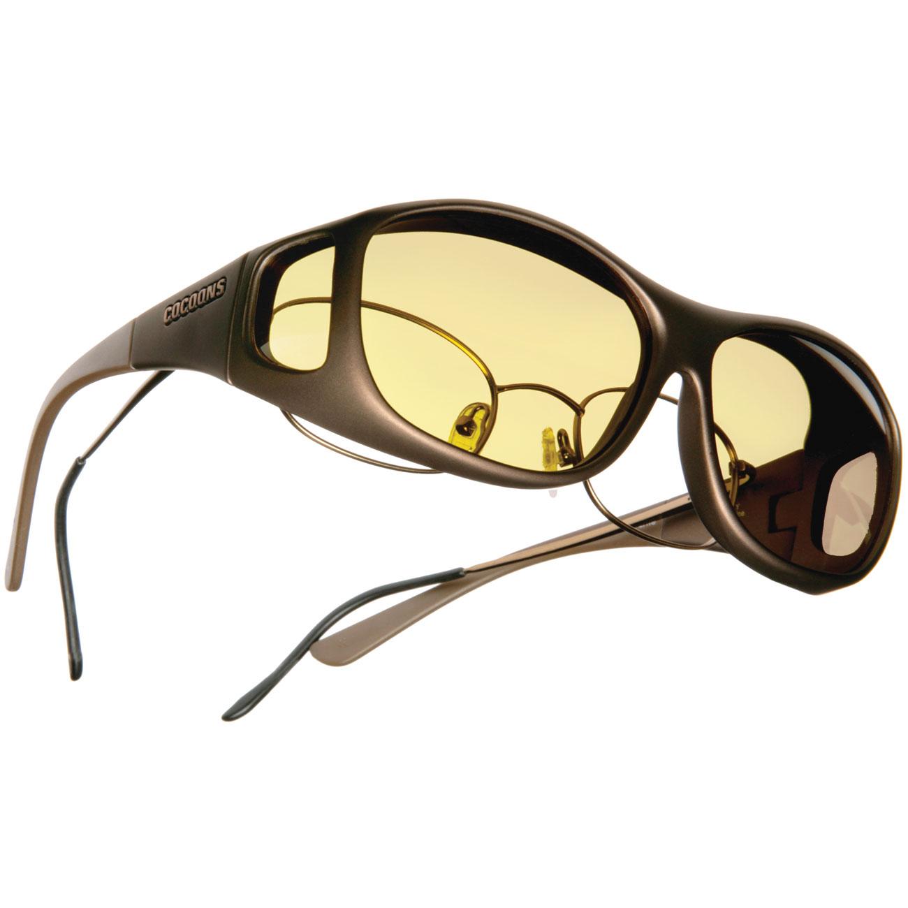 Cocoons Blue Light Computer Eyewear- Slim Line M
