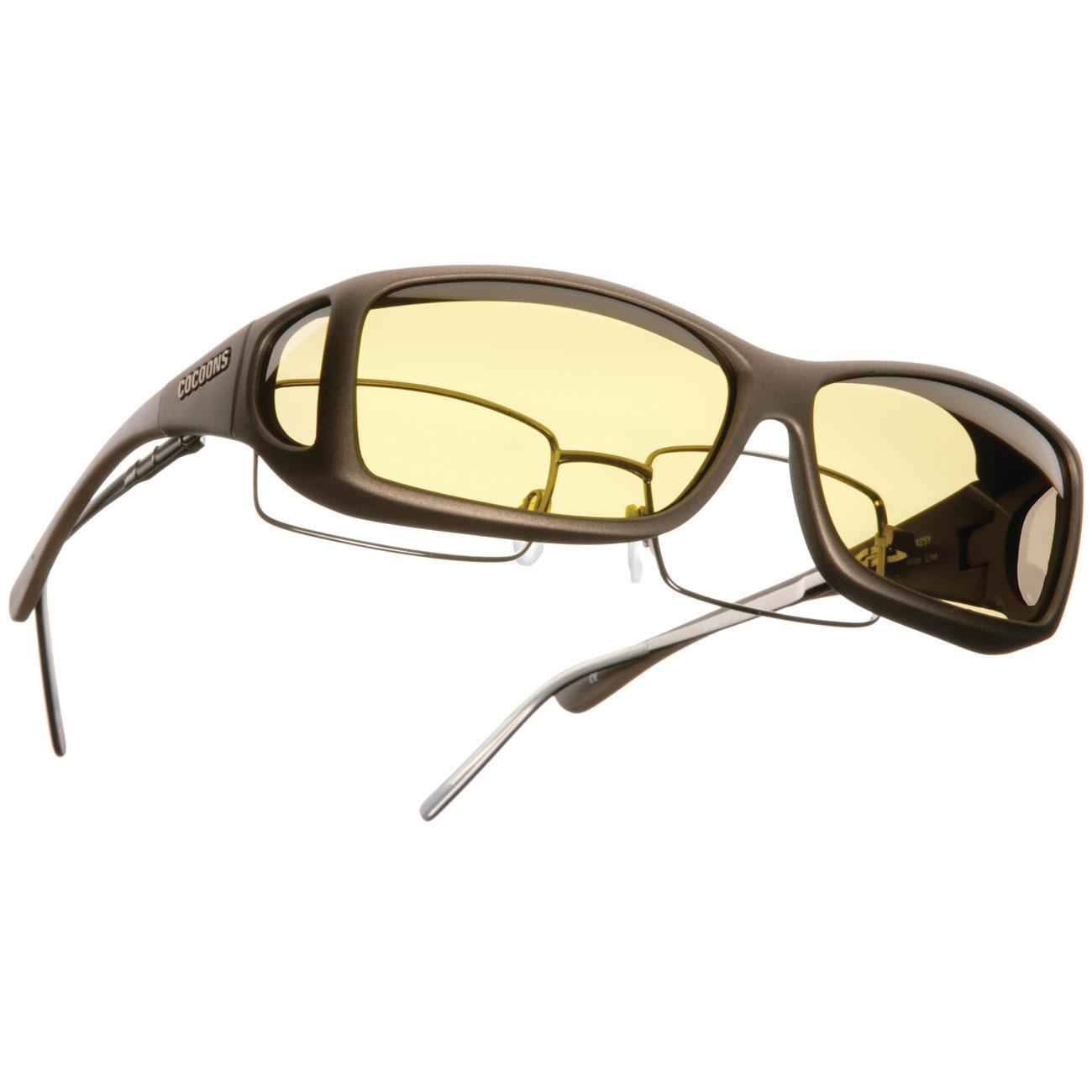 Cocoons Blue Light Computer Eyewear- Wide Line ML