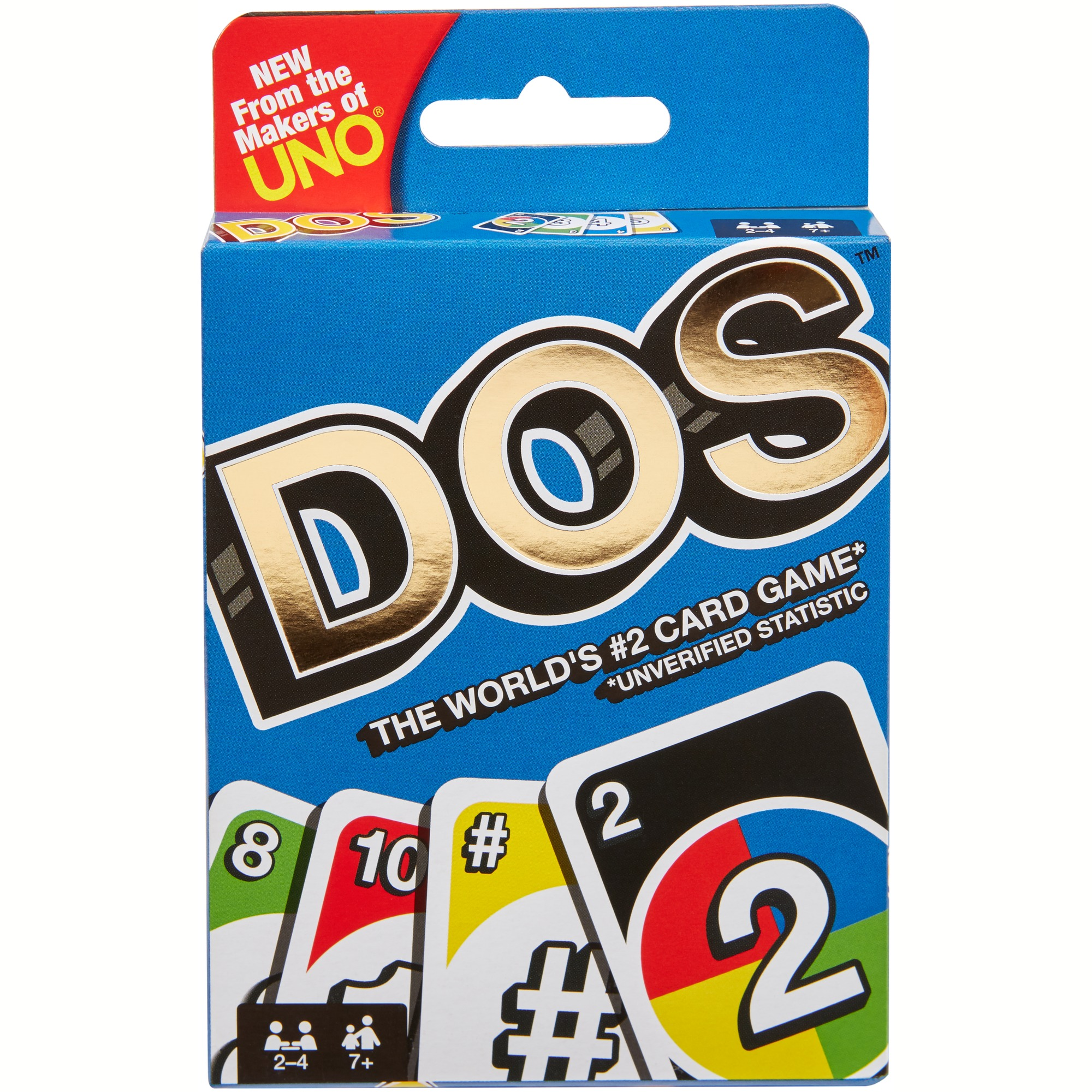 DOS BRAILLE CARD GAME