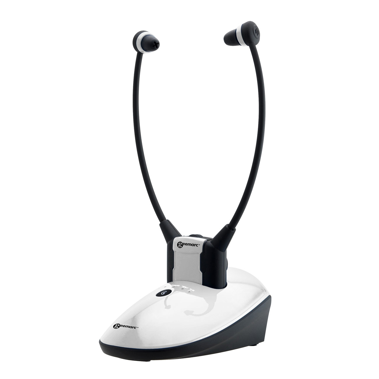 Geemarc CL7350 OPTI Stethoscope Amplified TV Listener