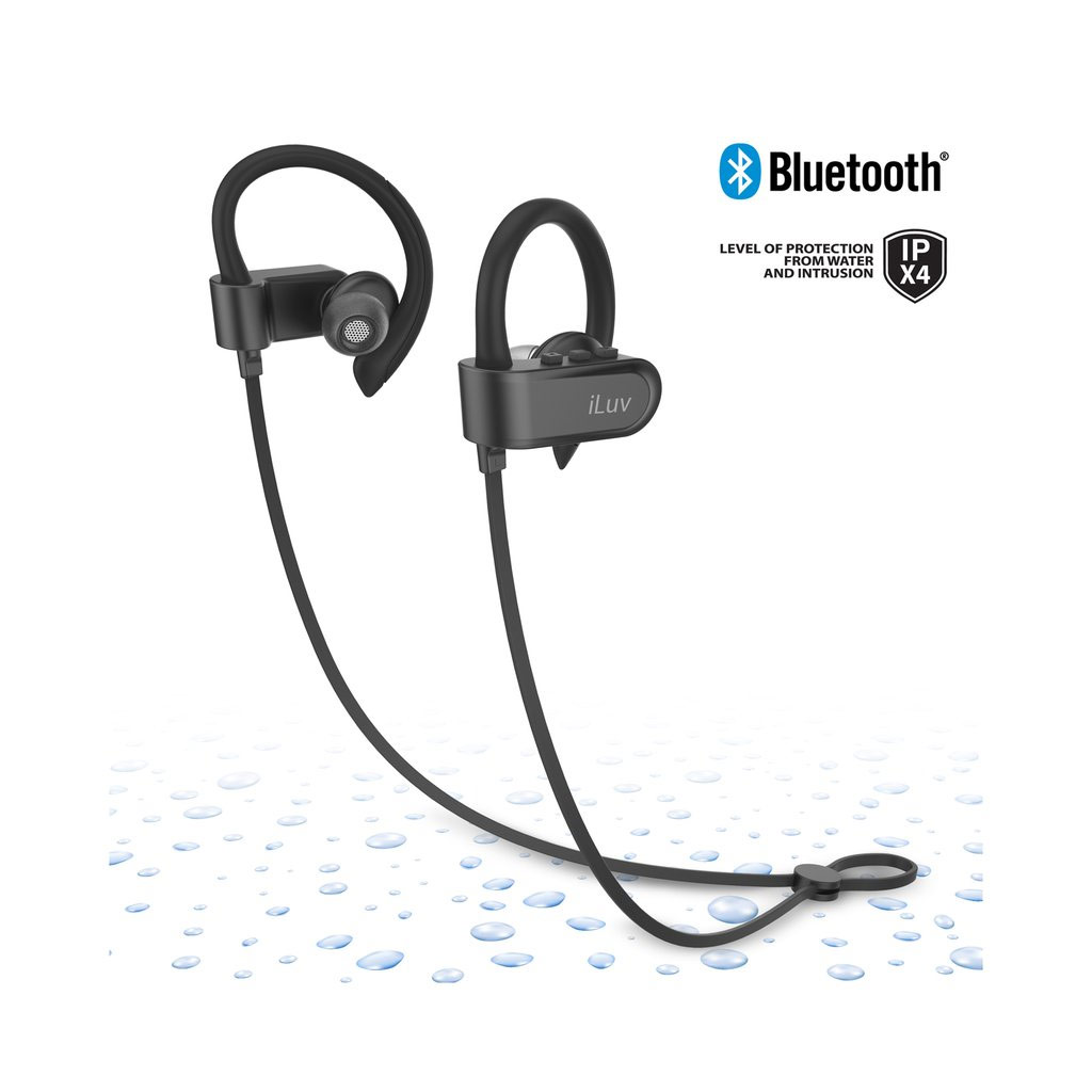 FitActive Jet 3 Sports BT Earphone IPX4