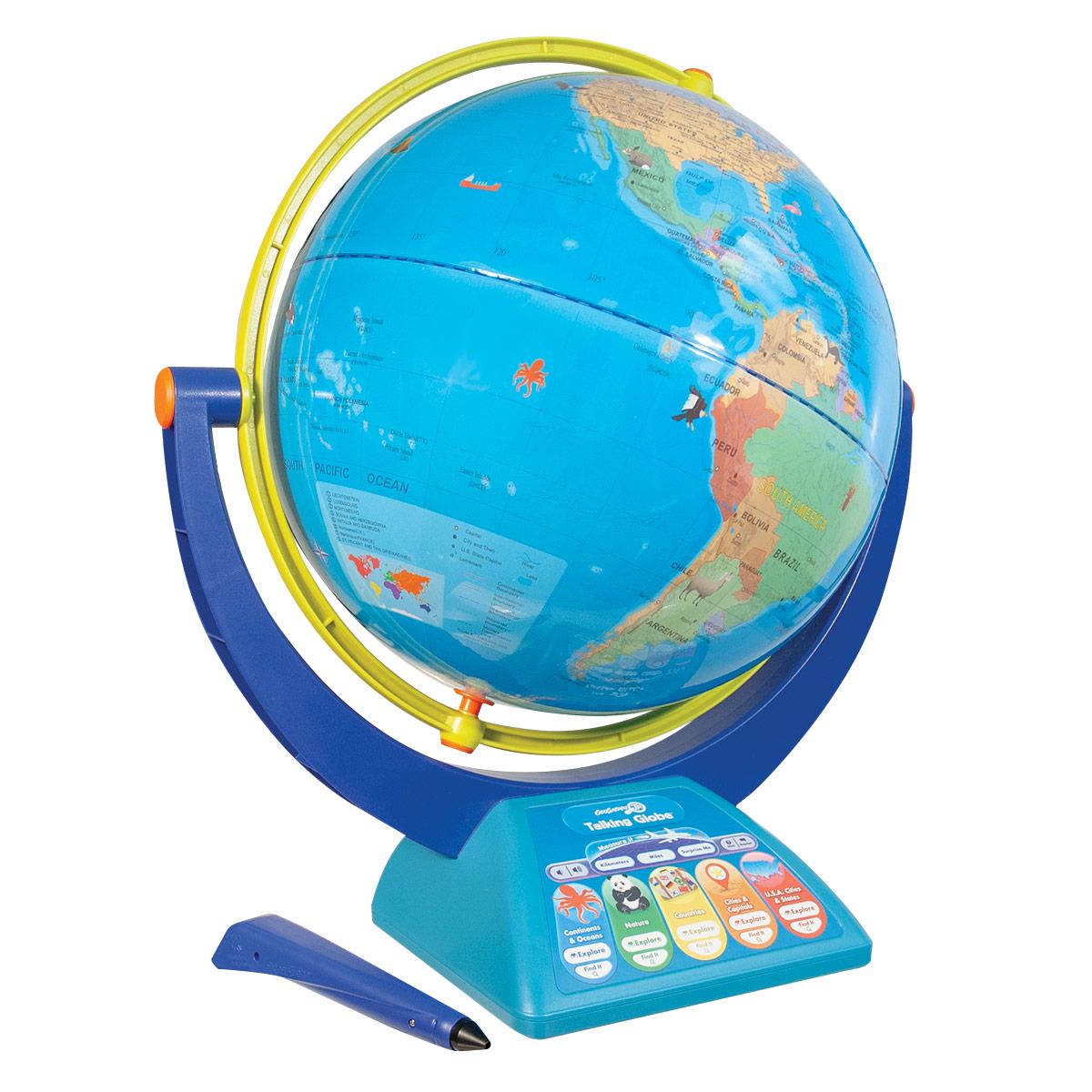 Geo Safari Talking Globe Jr.