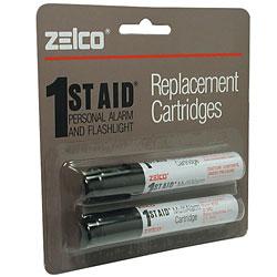 Personal Alarm and Flashlight Alarm Cartridge Refill
