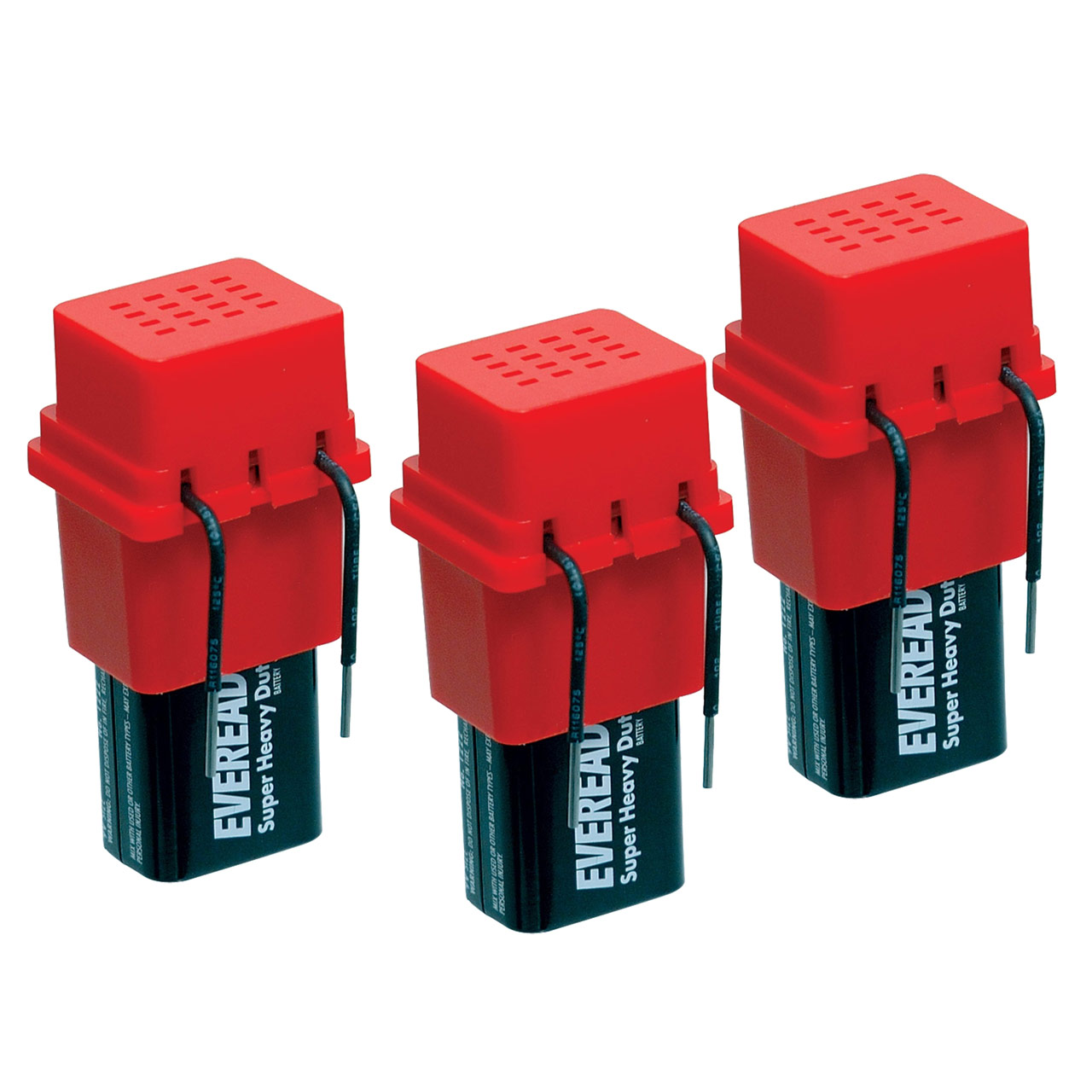 Vibrating Liquid Level Indicator - 3 Pack