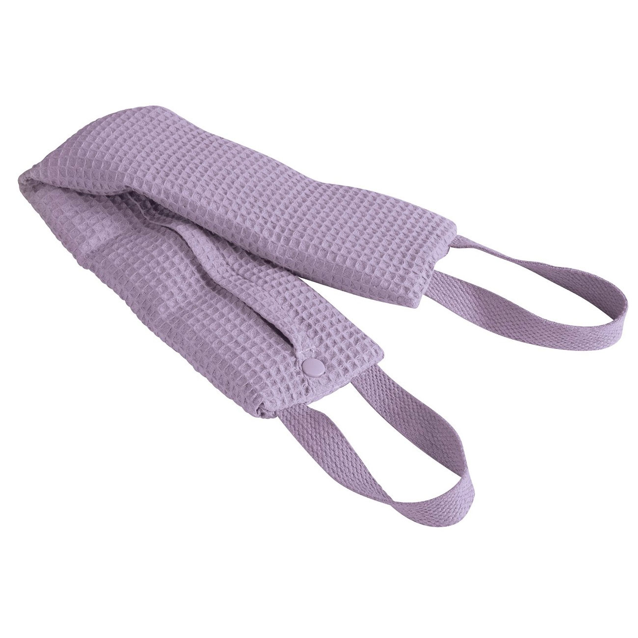 HealthSmart Relax-A-Bac All-Natural Hot-Cold Scarf Wrap - Lavender