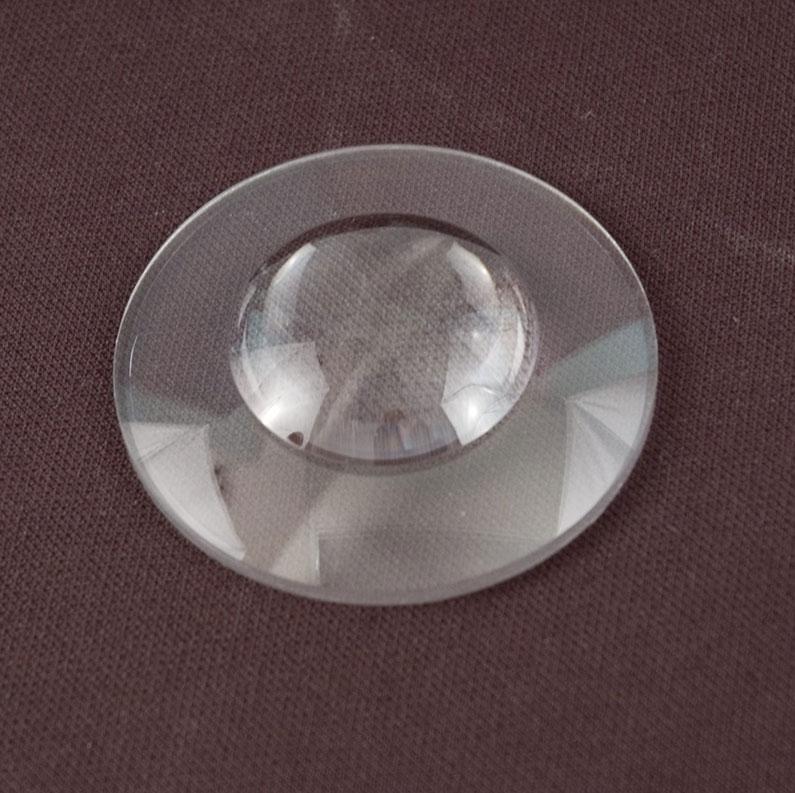 Coil Hyperocular Uncut Lens 5X 65mm Aperture