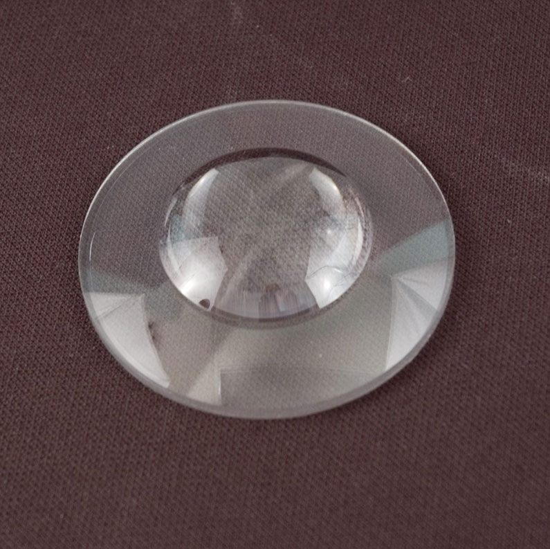 Coil Hyperocular Uncut Lens 6X 65mm Aperture