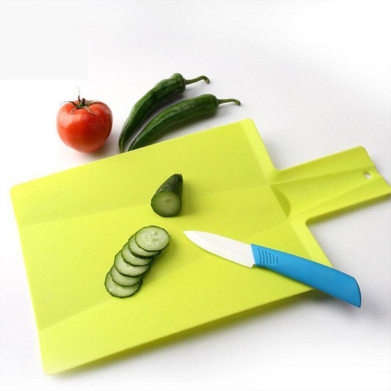 Folding Chopping Plastic Cutting Board