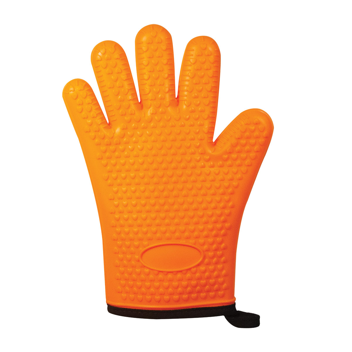 Heat Resistant Silicone Glove with Cloth Interior