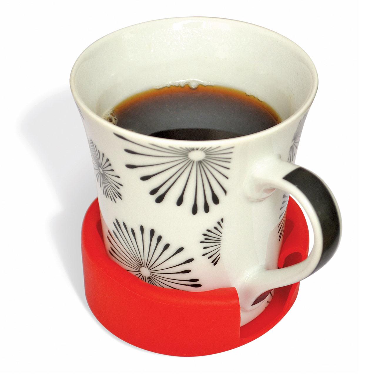 Tenura Cup Holder - Red