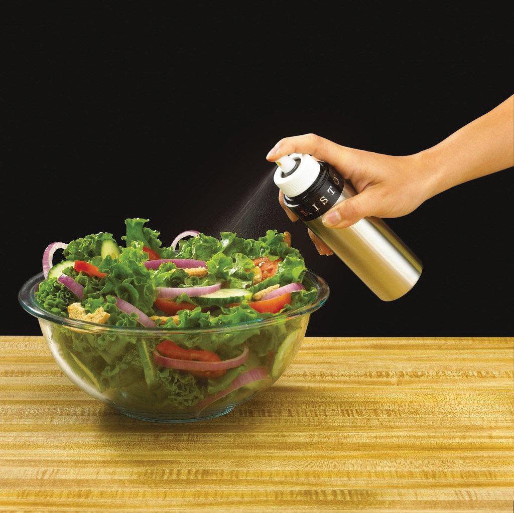 Misto Gourmet Olive Oil Sprayer - Aluminum