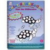 Raised Line and Braille Color-N-Paint Art Book-2