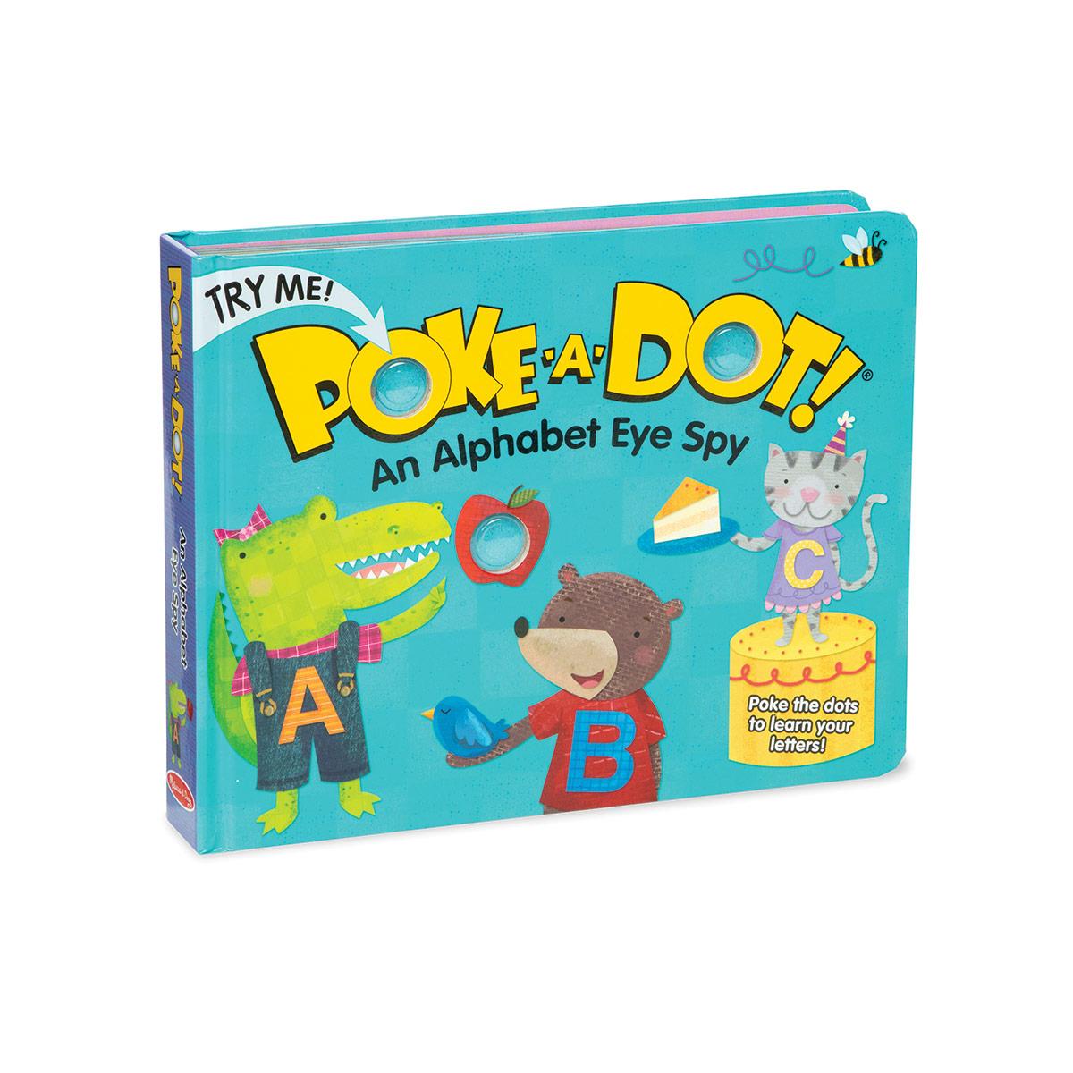 Poke-A-Dot - Alphabet Eye Spy