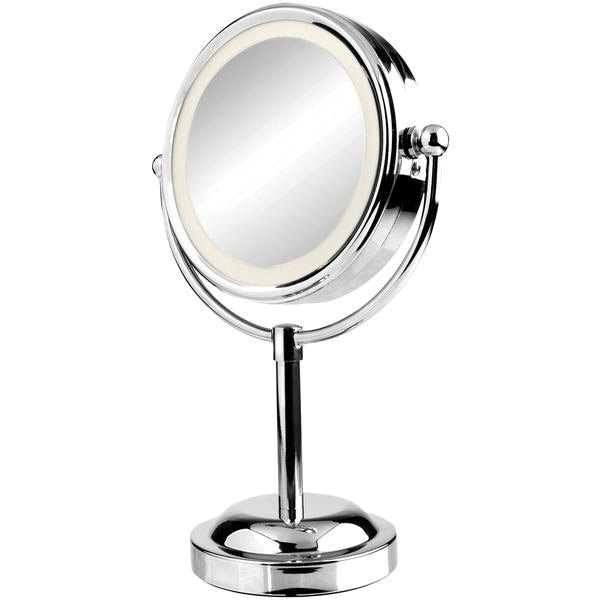 Vivitar Two-Sided Vanity Swivel Mirror 1x and 5x