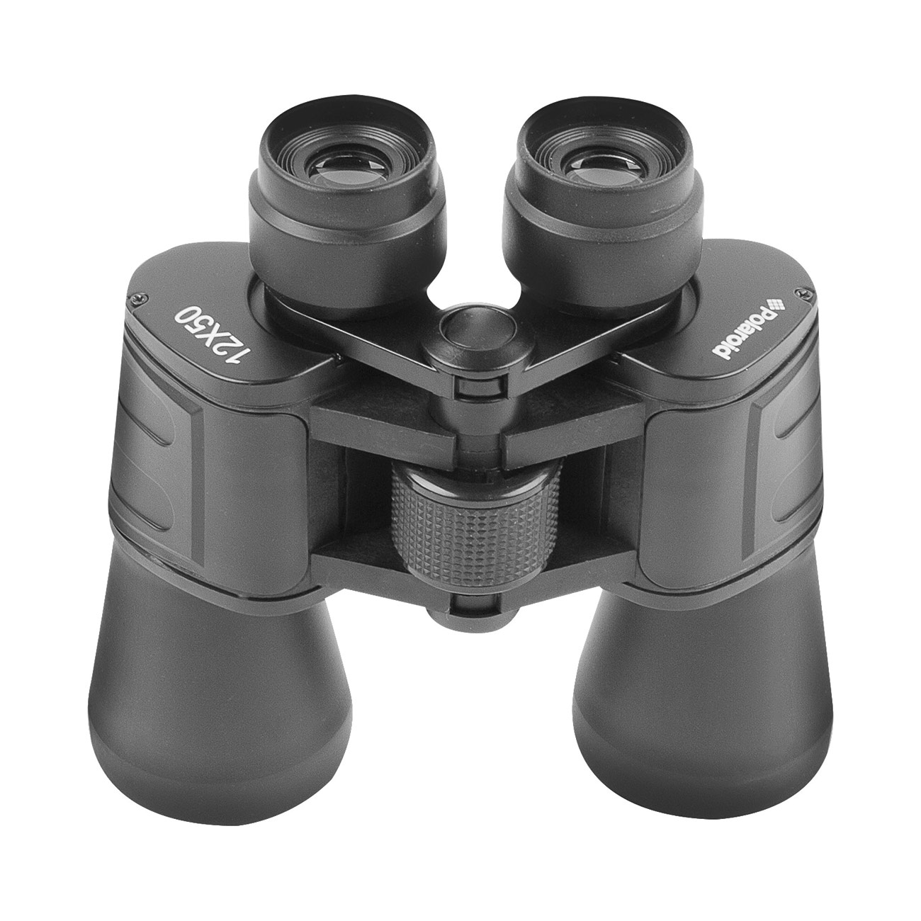Polaroid 12x50 Sports Binoculars with Case and Shoulder Strap