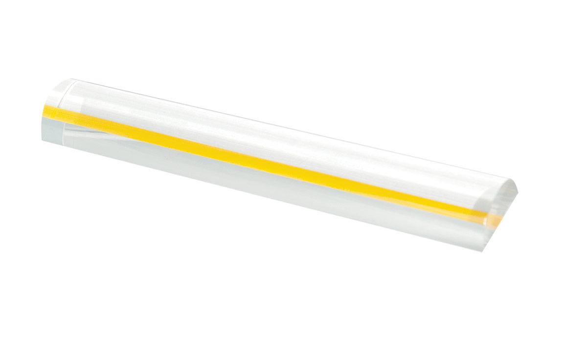 EZ Magnibar with Orange Tracker Line- 6 inches
