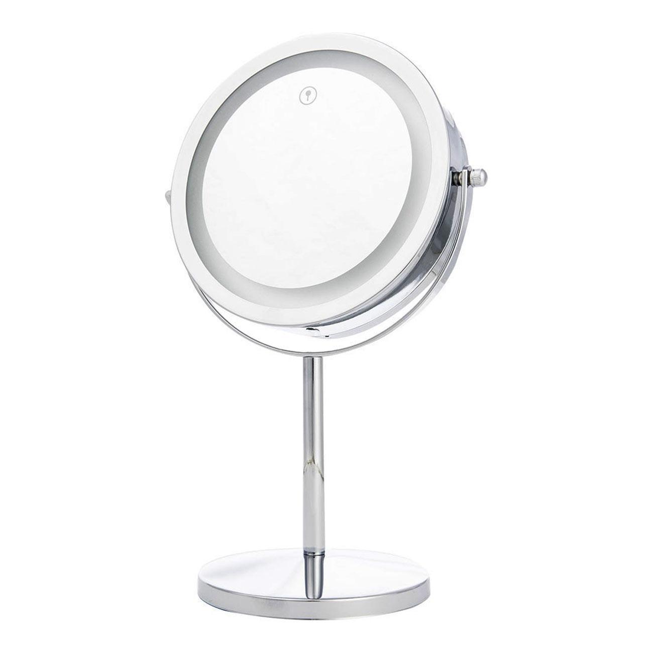 Danielle LED Mirror 10x - Chrome