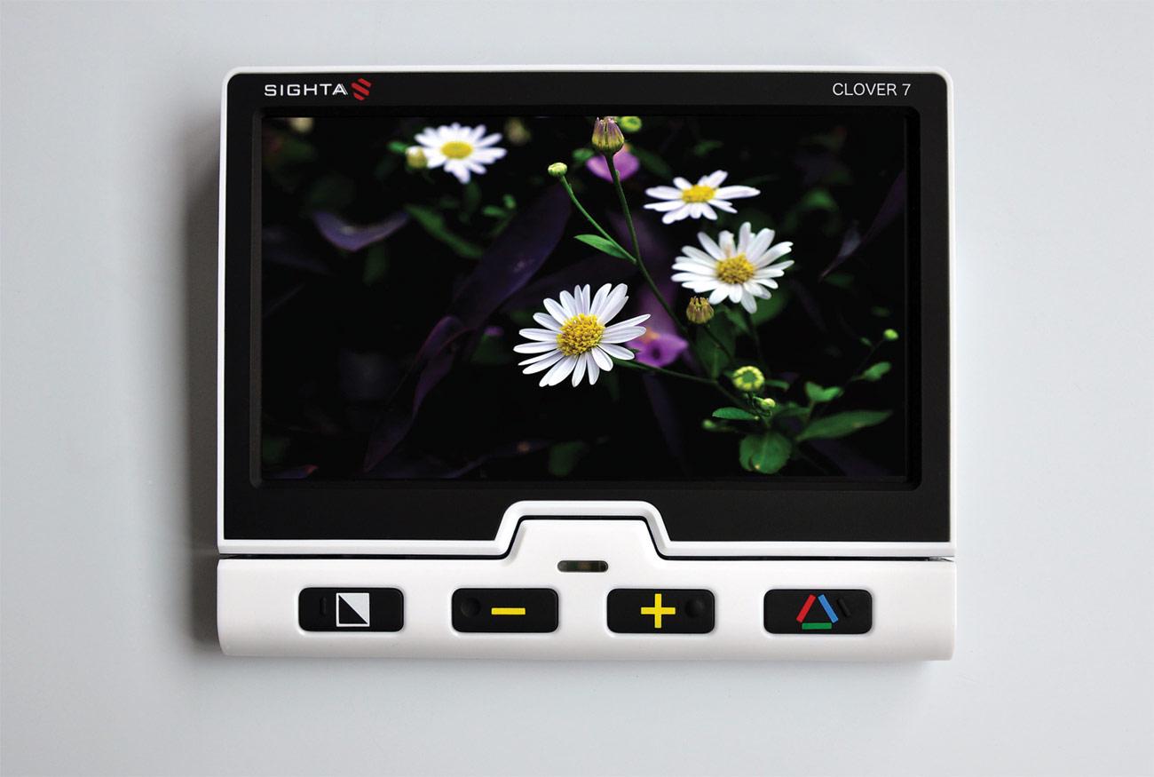 Clover 7 Handheld Video Magnifier