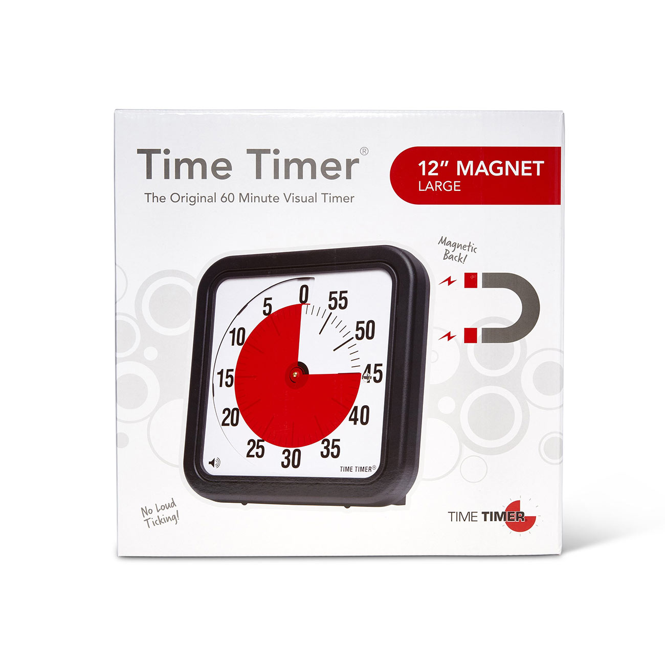 Time Timer Magnet- 12 inches