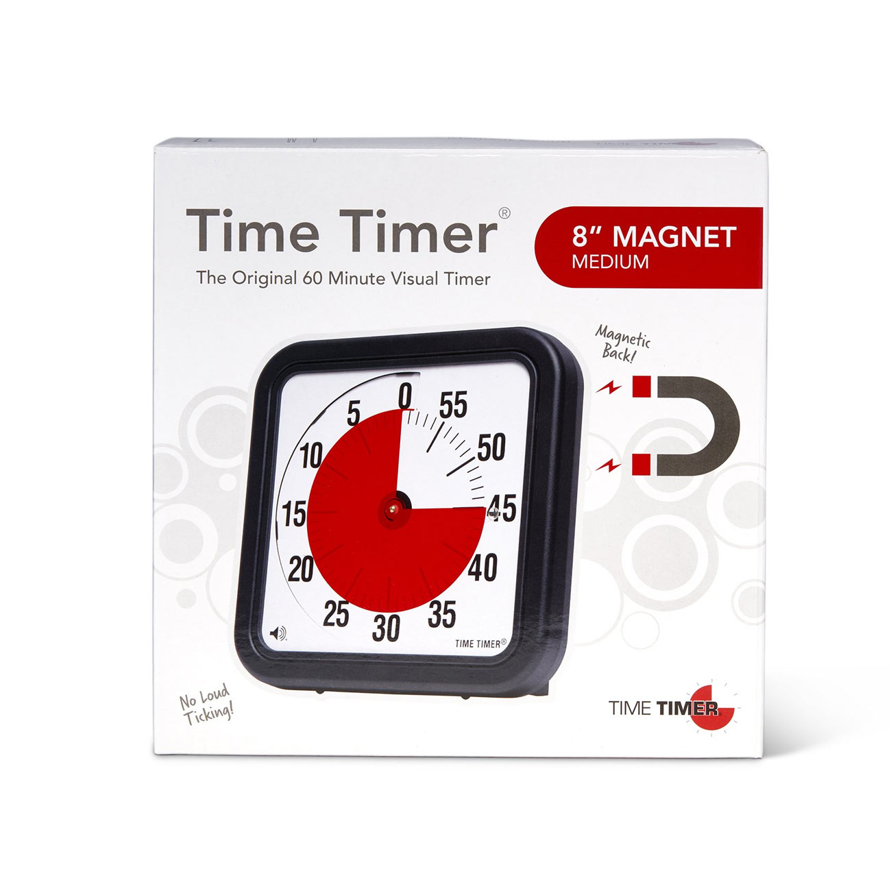 Time Timer Magnet- 8 inches