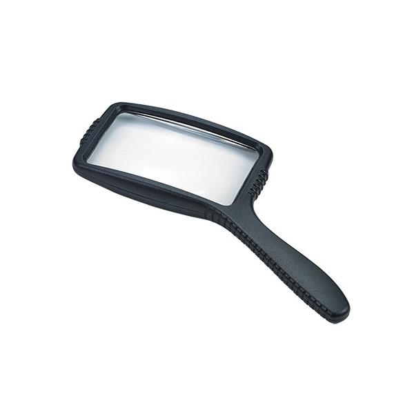 Reizen Rectangular Jumbo Size Magnifier - 3X