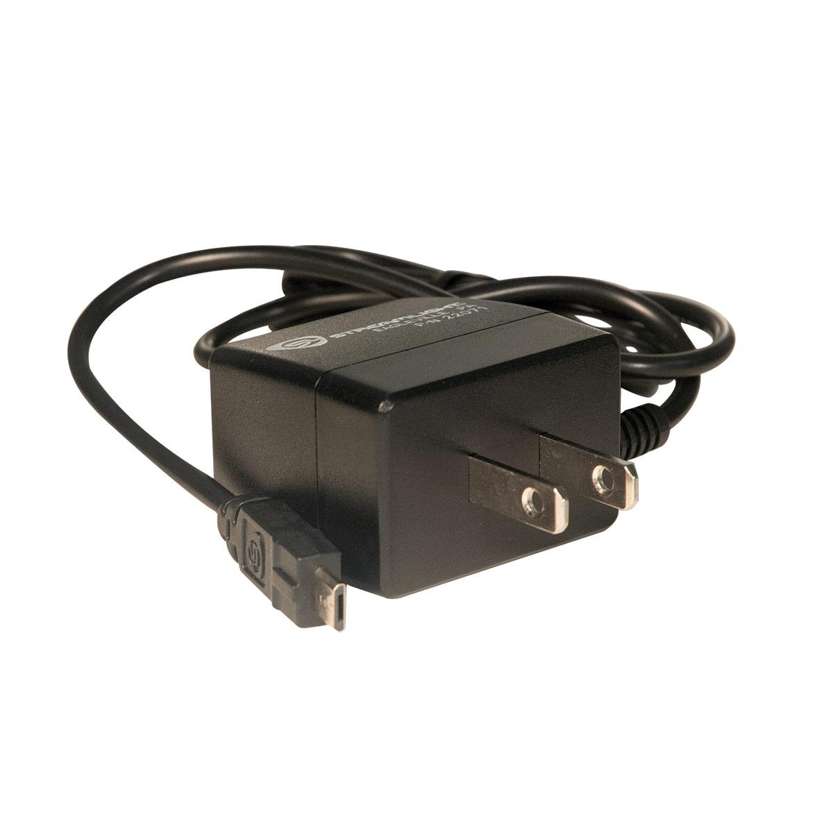 120V AC Charger for the PolyStinger LED Flashlight