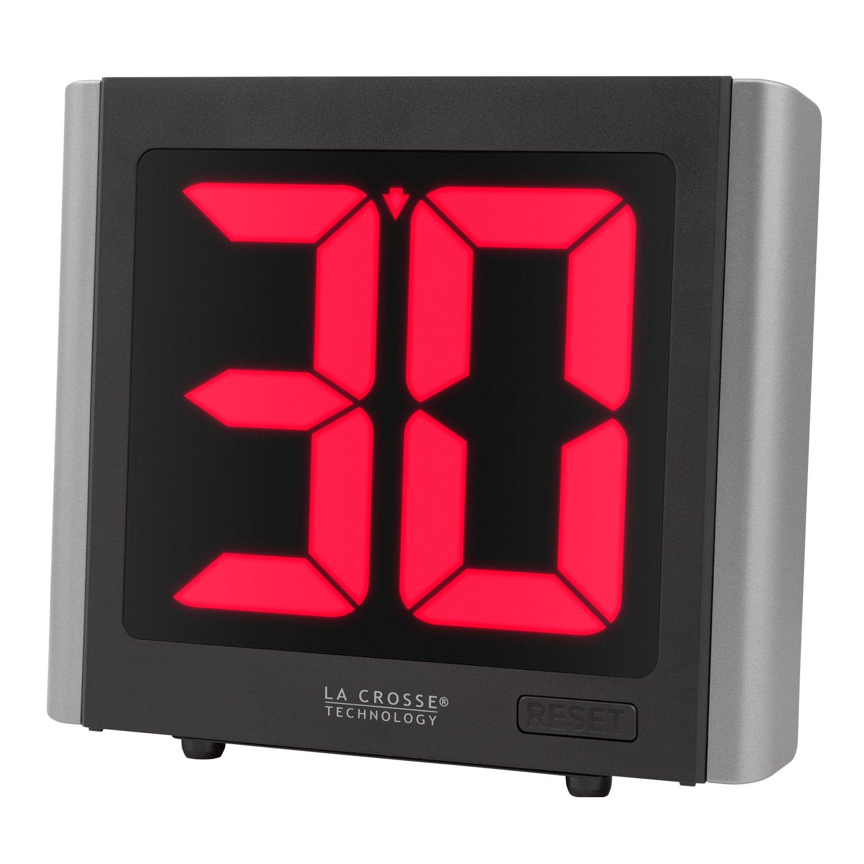 Digital LED Commercial Timer for Low Vision- 4in.