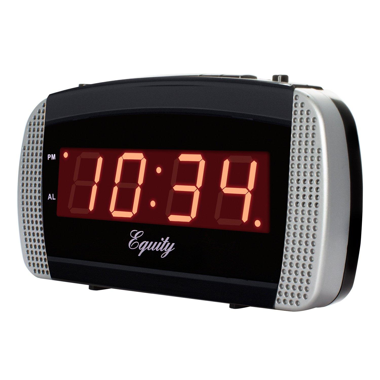 Super Loud LED Alarm Clock- 70 or 95 dB